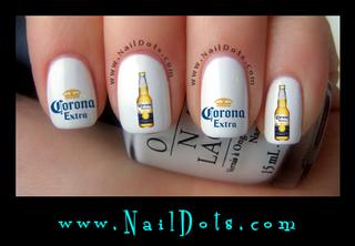 Corona Decals