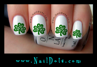 Celtic Clover CLEARANCE