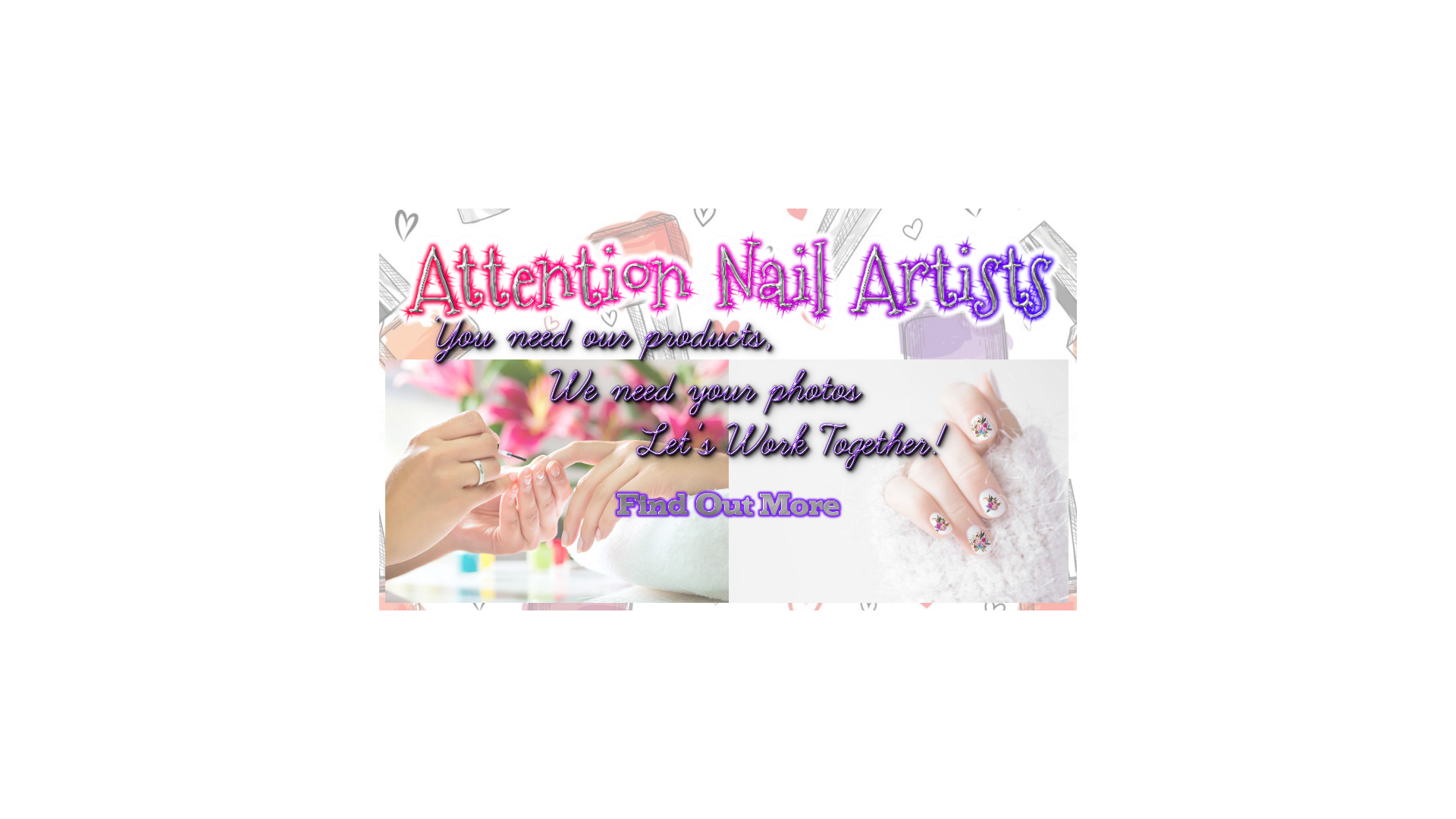 Attention Nail Artists